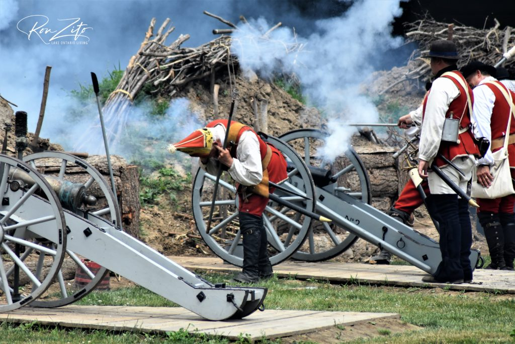 Old Fort Niagara – French & Indian War Reenactment